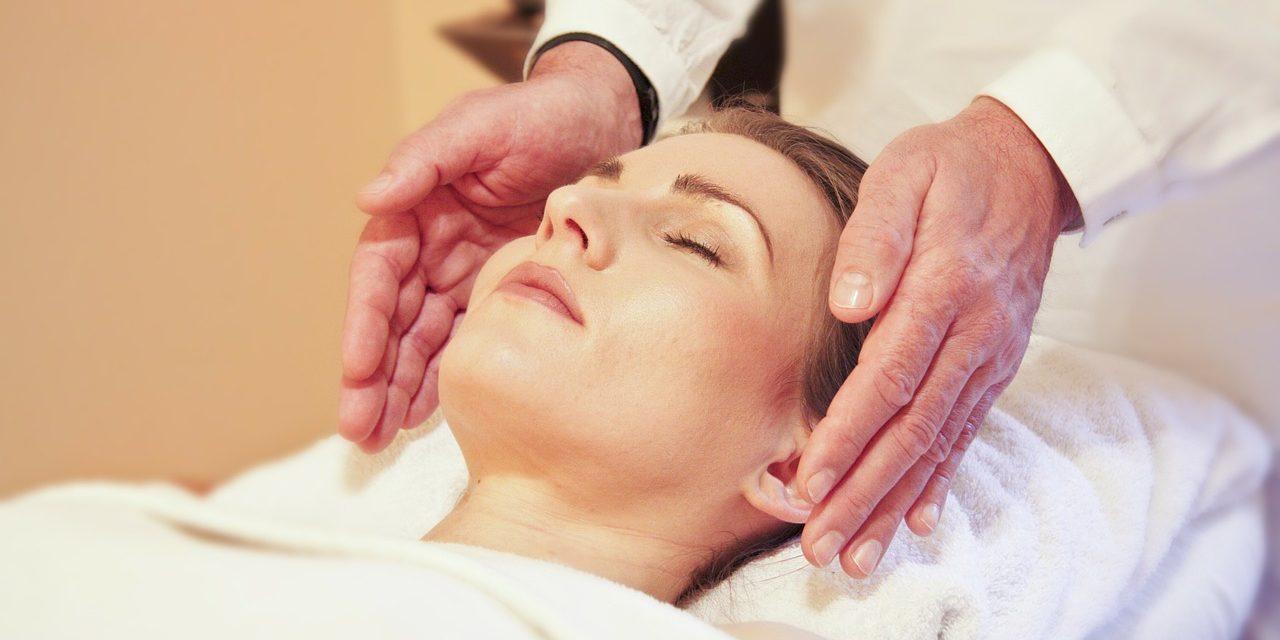 Le massage bien-être